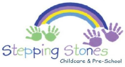 Stepping Stones Childcare & Pre School logo